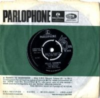 Beatles,The - Hello Goodbye/I Am The Walrus (R 5655) Contract Pressing